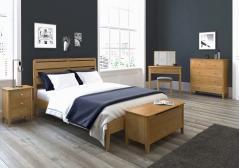 Bath Natural Oak Bedroom