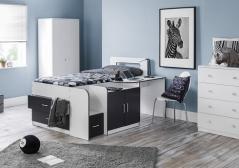 Domino Matte White Collection