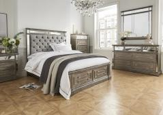 Ophelia Mirrored Collection