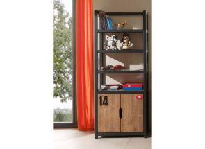 Alex Bookcase Room