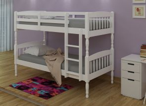 Alex White Bunk Bed
