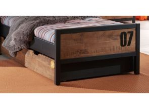 Alex Bed With Underbed Drawer