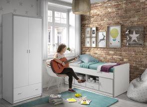 Bonny White Bedroom