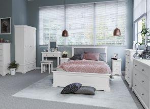 BP White Bedroom