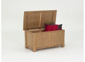 Breeze Blanket Box Open