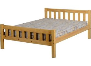 carlow Pine Bed
