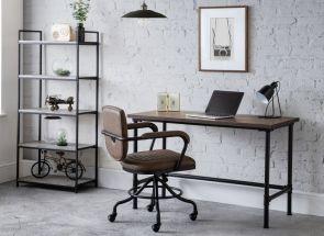 Gehry Office Chair & Carnegie Desk