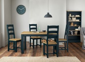 Chichester Charcoal Dining Room