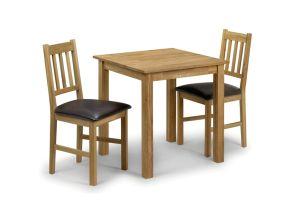 Coxmoor Sq Fixed Dining Set