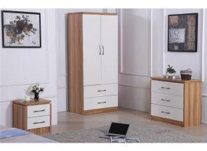 Conrad White Bedroom