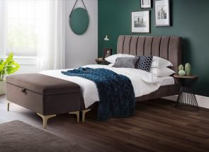 Deco Bed & Blanket Box