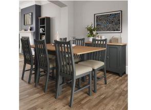 Ga Grey Flip-Flop Dining Room - open