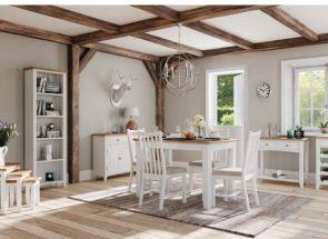 GA White Dining Room