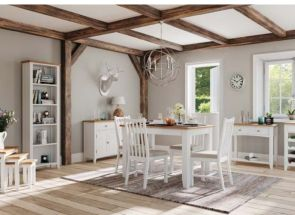GA White Occasional/Dining Room
