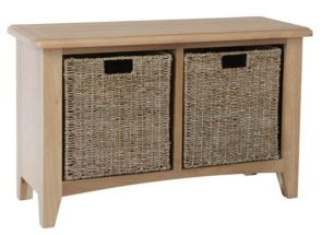 GAO Storage Bench With Two Baskets