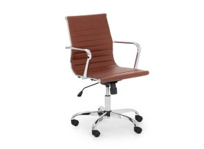 Gio Office Chair Brown