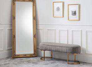 Harrogate Grey Bench Room
