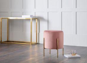 Harrogate Pink Stool Room