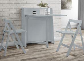 Helsinki Grey Foldaway Set - 1