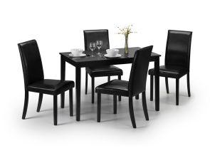 Hudson Black FL dining