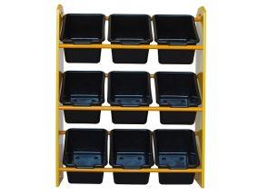 JCB 9 Bin Storage Unit - 1