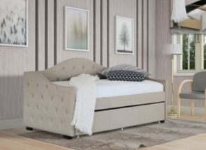 Juliet Day Bed With Underbed Drawer/Trundle