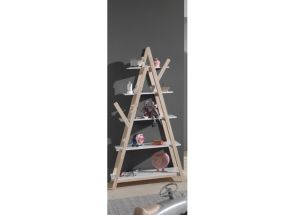 Kiddy White 'Tipee' Bookcase Room