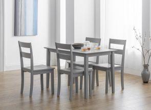 Kobe Grey Dining Room