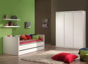 Lara Bedroom With Shelves