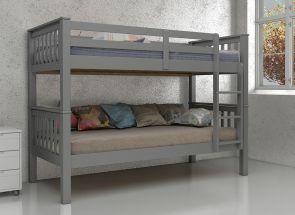 Magnus Grey 3 ft Bunk Bed