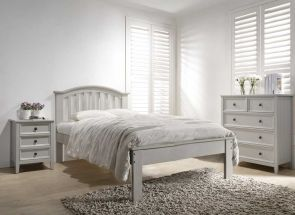 Mila Curved Bed