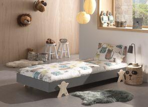 Modulo Grey Smiley Bedroom