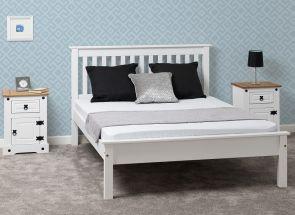 Monaco LFE & Corona White Bedroom