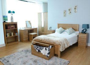 Mya Oak Bedroom
