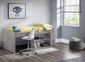 Neptune Grey Oak Sleeper Room
