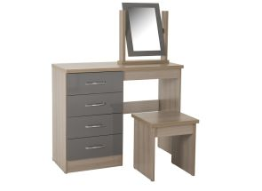 Nevada Grey Bedroom Set