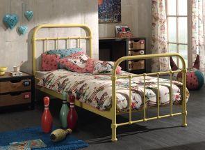New York Yellow Single Bedroom