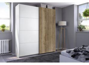 Nova Two Door Wardrobe