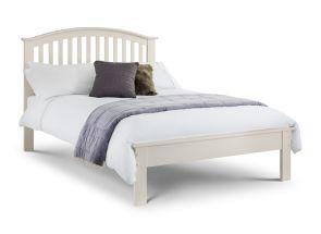 Olivia Stone White Bed