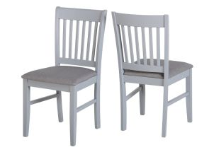 Oxford Grey Dining Chair