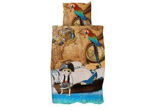 Pirate Duvet Cover & Pillowcase