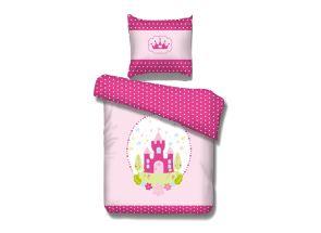 Princess Duvet & Pillowcase Set