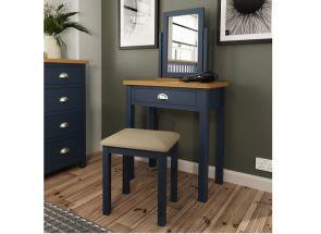 RA Blue Bedroom Vanity Set