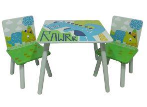 RAWRR Table & Chair Set