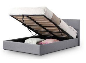 Rialto Storage Bed - open