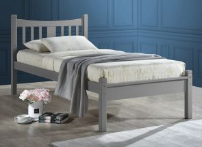 Robson 3 ft Grey Bed
