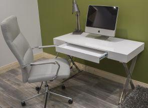 Sienna Desk + Larson Office Chair