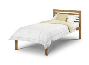 Slocum 3 ft Antique Pine Bed