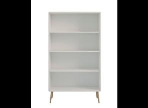 Softline Wide Bookcase Front