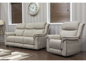 Spencer 3F+1RR Seat Taupe